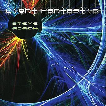 Steve Roach - Light Fantastic [CD] USA import