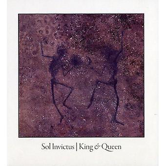 Sol Invictus - King & Queen [CD] USA import