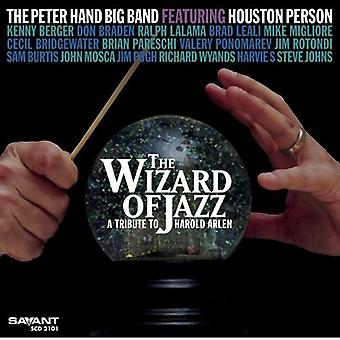 Hand, Peter Big Band - Wizard of Jazz: A Tribute [CD] USA import