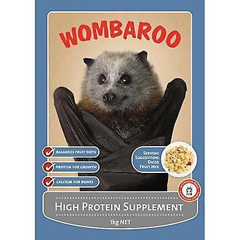 Wombaroo High Protein supp  1kg