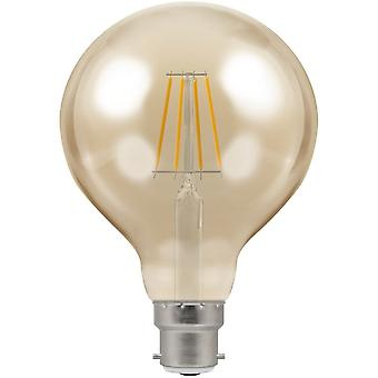 Crompton 5W LED Filament G95 Globe Light Bulb, B22
