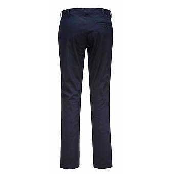Portwest - pantalon Chino Slim Stretch Active de vêtements de travail