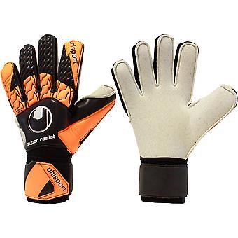 UHLSPORT SUPER RESIST Torwart Handschuhe Größe
