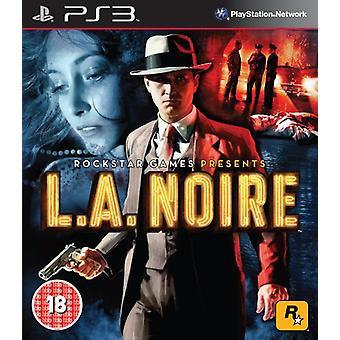 L.A. Noire (PS3) - New