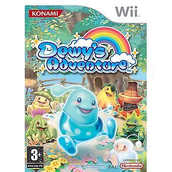 Dewys Adventure (Wii)-fabriken förseglad