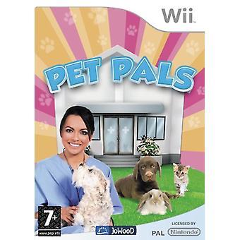 PET Pals (Wii)-fabriken förseglad