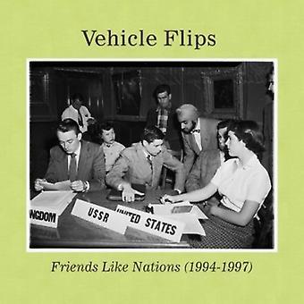 Vehicle Flips - Friends Like Nations (1994-1997) [CD] USA import