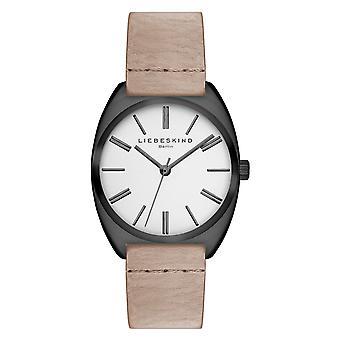 LIEBESKIND BERLIN ladies watch wristwatch leather LT-0033-LQ
