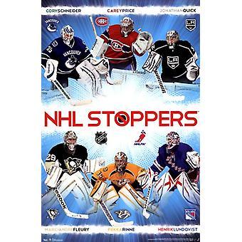 NHL - ストッパー 12 ポスター印刷