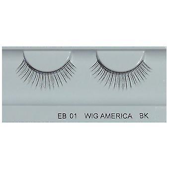Wig America Premium False Eyelashes wig517, 5 Pairs