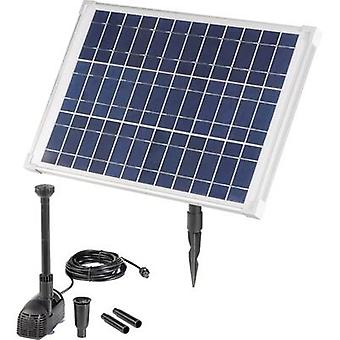 Renkforce 20 W 1007586 Solar Pumpe set 980 l/h