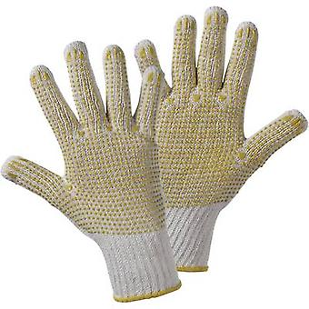 L+D Upixx Twice 1132 Polyester, Cotton Protective glove Size (gloves): 10, XL EN 388 CAT II 1 Pair