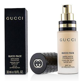 Gucci ansigt satin mat fundament SPF 20-# 060-30ml/1oz
