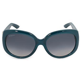 Salvatore Ferragamo Oval Sunglasses SF721S 416 55