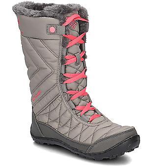 Columbia Youth Minx Mid Iii WP Omni Heat BY5949008 universelle vinter barn sko