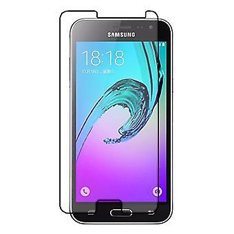 Samsung Galaxy J3 2016 gehärtetem Glas Bildschirm Schutz Retail Pack