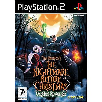 Tim Burtons the Nightmare Before Christmas (PS2) - New Factory Sealed