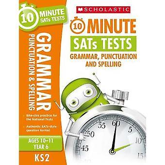 Grammatikk - tegnsettingen og stavemåten - år 6 av Giles Clare - 97814071