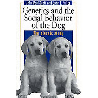 Dog Behaviour - The Genetic Basis (New edition) by John Paul Scott - J