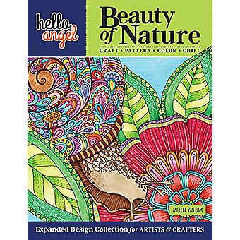 Hello Angel Beauty of Nature - Expanded Design Collection for Artists