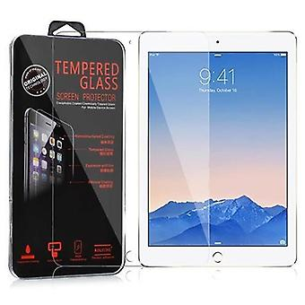 Cadorabo Tank Foil for Apple iPad AIR / iPad AIR 2 - Protective Film in KRISTALL KLAR - Tempered Display Protective Glass in 9H Hardness with 3D Touch Compatibility