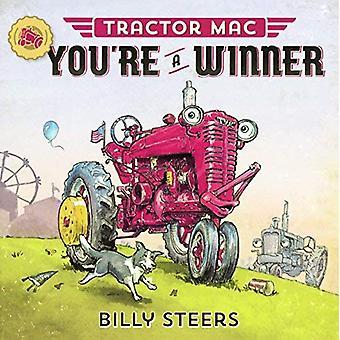 Du är en vinnare (traktor Mac)
