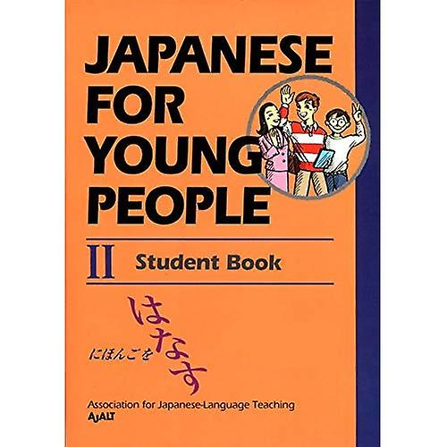 Japanese for Young People II