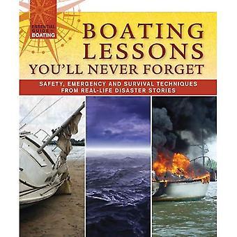 Navigation de plaisance leçons vous oublierai jamais (Guide essentiel à la navigation de plaisance)