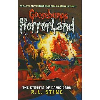 The Streets of Panic Park (Goosebumps: Horrorland