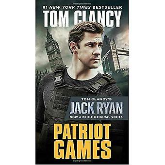 Patriot spill (film Tie-In) (Jack Ryan Roman)