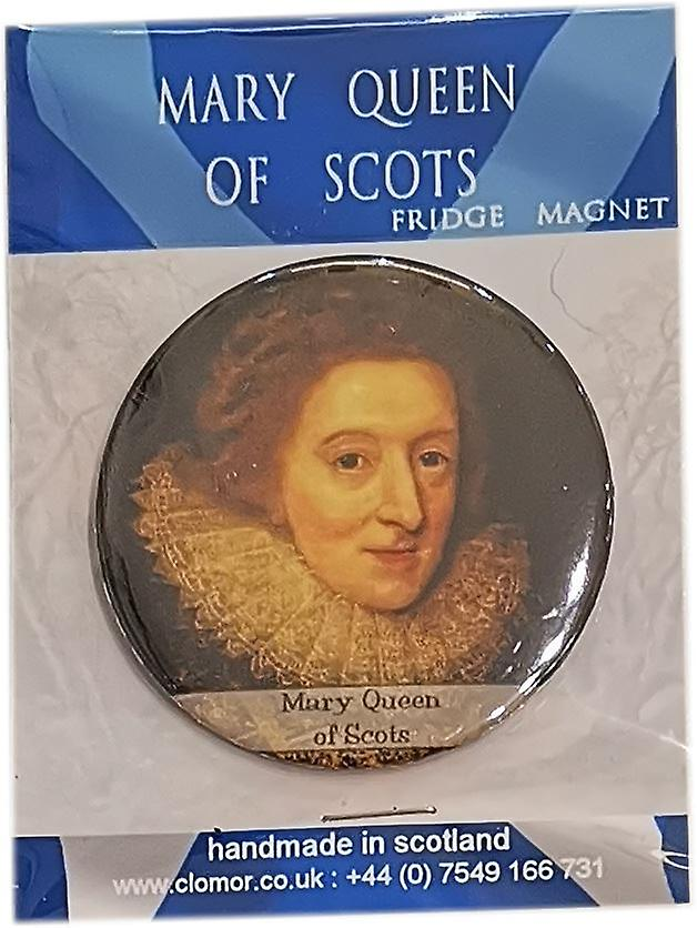 Mary Queen of Scots Magnet - Ruff