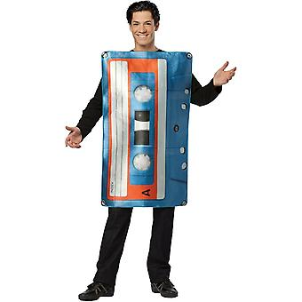 Cassette Tape Adult Costume