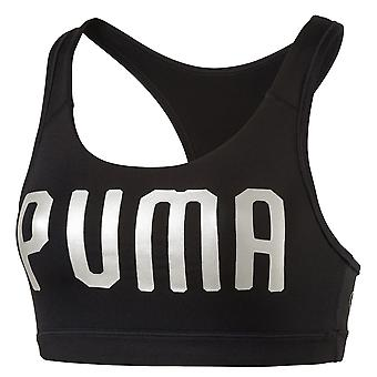 PUMA Powershape Forever Damen Damen trainieren Fitness-Sport-BH-schwarz