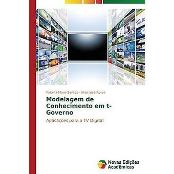 Modelagem de Conhecimento em tGoverno door Santos Paloma Maria
