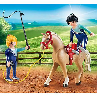 Playmobil 6933 Country Horse Vaulting