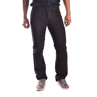 Raf Simons Ezbc162001 Pantalon en denim noir