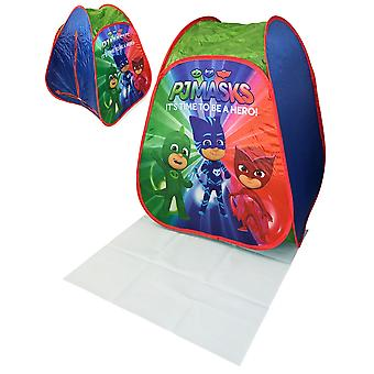 PJ Masks Childrens/Kids Pop Up Play Tent