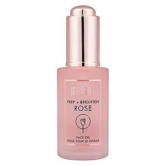Milani Face Oil-Prep + Brighten Rose