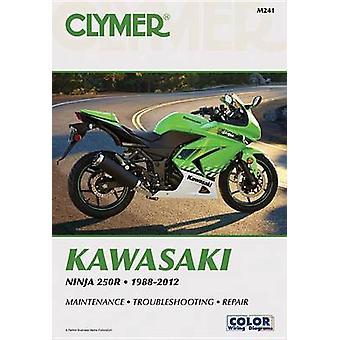 Kawasaki Ninja 250r 1988-2012 by Penton - 9781599695426 Book