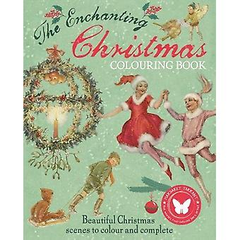 The Enchanting Christmas Colouring Book by Margaret Tarrant - 9781784