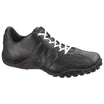 Merrell Black/red Mens Sprint Blast Walking Shoes