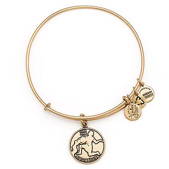 Alex et Ani Aquarius or bracelet A13EB01AQRG