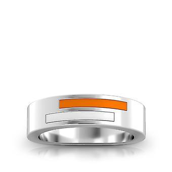 Anello dell'Università del Tennessee in Sterling Silver Design di BIXLER