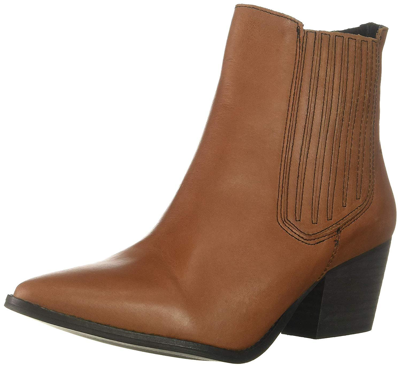 Musse & Cloud Kobiety Becky wskazał toe kostki moda buty 48qeo