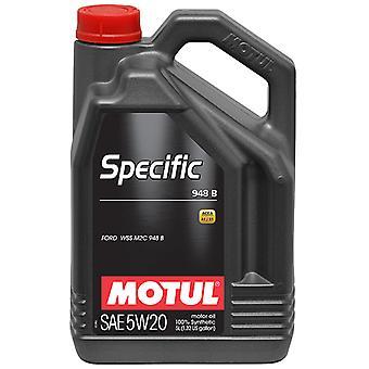Motul 106352 Synthetic Engine Oil