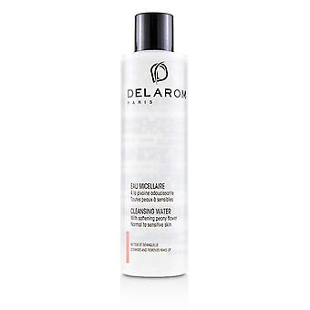 DELAROM čistící voda-normální na citlivou kůži 200 ml/6.7 oz