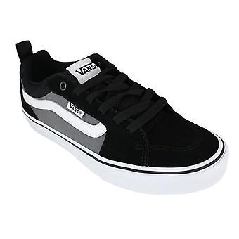 Vans schoenen Skate bestelwagens Filmore Suede Canvas zwart Pewt 0000067566_0