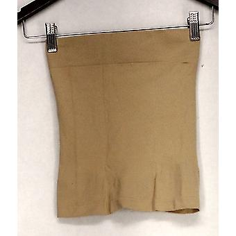 Slim 'N Lift Pull On Slimming Shaping Short Slip Beige