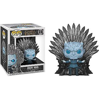 Gra o tron Night King Iron Throne Pop! Deluxe