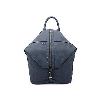Fritzi aus Preussen Marit Reloaded - Blue Women's Backpack Bags (Navy) 13x26x31 cm (W x H L)(1)